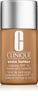 Clinique Even Better Corrective Foundation SPF 15