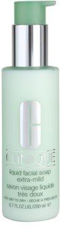 Clinique 3 Steps Liquid Facial Soap Extra Mild For Dry To Very Dry Skin