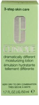 Clinique 3 Steps hydratační mléko pro suchou a smíšenou pleť