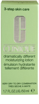 Clinique 3 Steps leche hidratante para pieles secas y mixtas