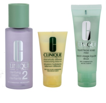 Clinique 3 Steps Cosmetic Set VI.