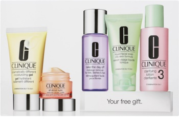 Clinique 3 Steps Kosmetik-Set  XI.