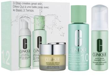Clinique 3 Steps kosmetická sada XIII.
