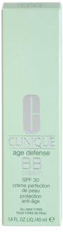 Clinique Age Defense BB Creme mit feuchtigkeisspendender Wirkung SPF 30