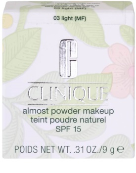 Clinique Almost Powder Makeup pudra
