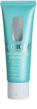 Clinique Anti-Blemish Solutions creme hidratante para pele problemática, acne