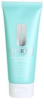 Clinique Anti-Blemish Solutions máscara de limpeza para pele oleosa e mista