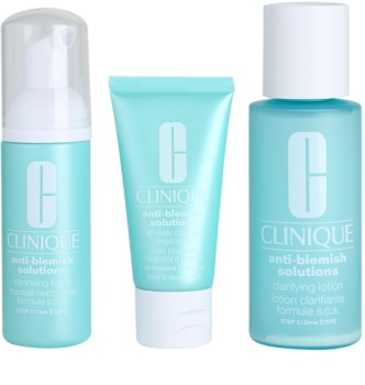 Clinique Anti-Blemish Solutions set cosmetice I.