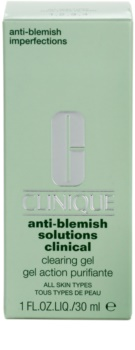 Clinique Anti-Blemish Solutions Clinical gel proti nedokonalostem pleti