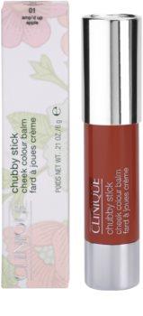Clinique Chubby Stick Cheek Colour Balm blush in creion