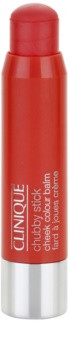 Clinique Chubby Stick Cheek Colour Balm tvářenka v tužce