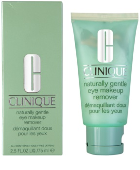 Clinique Naturally Gentle Eye Makeup Remover finom szemlemosó minden bőrtípusra
