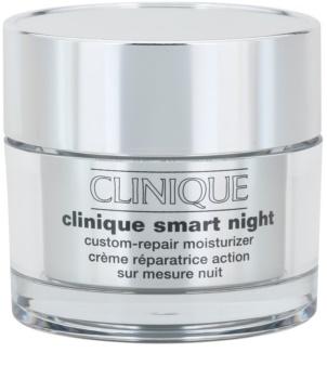 Clinique Clinique Smart Hydraterende Anti-Rimpel Nachtcrème voor Droge tot Zeer Droge Huid