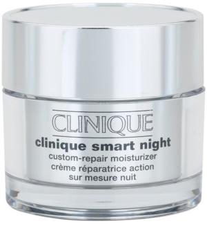 Clinique Clinique Smart hydratační noční krém proti vráskám pro smíšenou až mastnou pleť