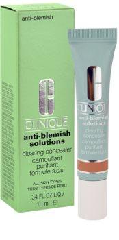 Clinique Anti-Blemish Solutions коректор для всіх типів шкіри