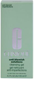 Clinique Anti-Blemish Solutions čistilni gel proti nepravilnostim na koži