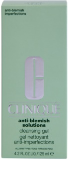 Clinique Anti-Blemish Solutions Cleansing Gel To Treat Skin Imperfections