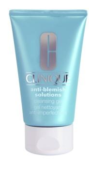 Clinique Anti-Blemish Solutions čistiaci gél proti nedokonalostiam pleti