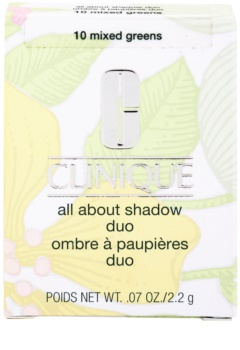 Clinique All About Shadow Duo senčila za oči
