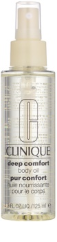 Clinique Deep Comfort Nourishing Body Oil