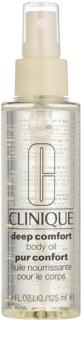 Clinique Deep Comfort odżywczy olej do ciała