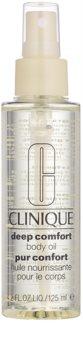 Clinique Deep Comfort vyživujúci telový olej