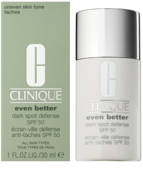 Clinique Even Better Anti-Dark Spots Protective Cream SPF 50