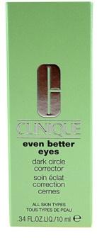 Clinique Even Better Eyes aufhellende Crem für die Augenpartien gegen dunkle Kreise