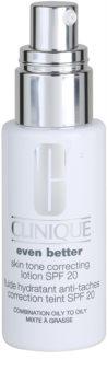 Clinique Even Better pleťová emulze proti pigmentovým skvrnám