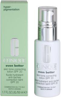 Clinique Even Better Facial Emulsion for Pigment Spots Correction