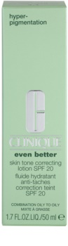 Clinique Even Better Haut Emulsion gegen Pigmentflecken