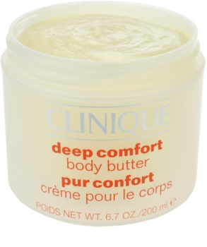 Clinique Deep Comfort maslac za tijelo za izrazito suhu kožu