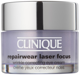 Clinique Repairwear Laser Focus Wrinkle Correcting Eye Cream For All Types Of Skin