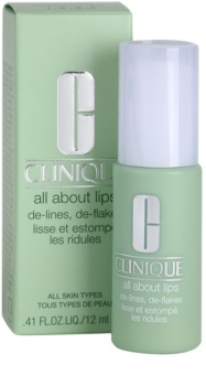 Clinique All About Lips bálsamo de lábios