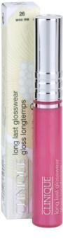 Clinique Long Last Glosswear luciu de buze rezistent