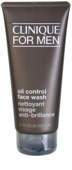 Clinique For Men Oil Control Face Wash for Normal to Oily Skin