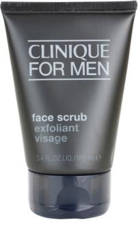Clinique For Men peeling facial