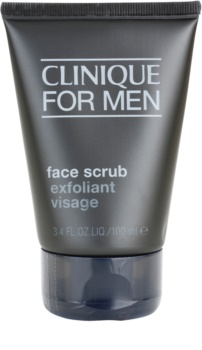 Clinique For Men pleťový peeling