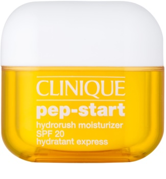 Clinique Pep-Start Moisturizing Protective Cream