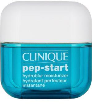 Clinique Pep-Start hydratační matující krém pro všechny typy pleti