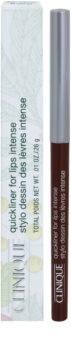 Clinique Quickliner for Lips Intense intenzivní tužka na rty