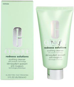 Clinique Redness Solutions čisticí gel pro citlivou pleť