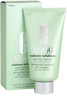 Clinique Redness Solutions Soothing Cleanser Gel-Cream for Sensitive Skin