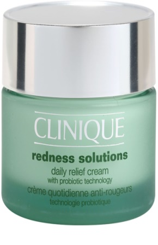 Clinique Redness Solutions crema de día calmante  para todo tipo de pieles
