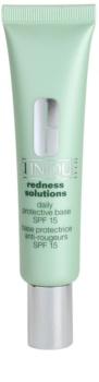 Clinique Redness Solutions ochranný a upokojujúci krém pre redukciu začervenania pleti