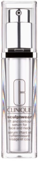 Clinique Sculptwear Lifting and Firming Serum for Face and Neck