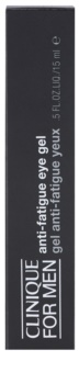 Clinique For Men chladivý očný gél proti opuchom a tmavým kruhom