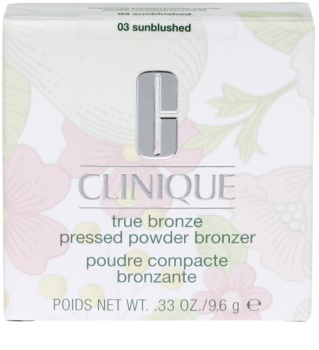 Clinique True Bronze компактна пудра-бронзантор
