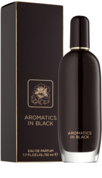 Clinique Aromatics In Black eau de parfum pentru femei 50 ml