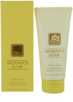 Clinique Aromatics Elixir gel de douche pour femme 200 ml